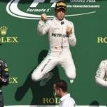 Monza'da zafer Rosberg'in