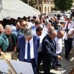 """""""15 Temmuz Milli İradenin Yükselişi"""" sergisi"""