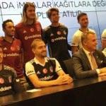 Beşiktaş şov yaptı! 8 imza birden...
