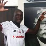 Aboubakar: Örnek aldığım isim...
