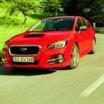 Subaru Levorg Euro NCAP'e testine girdi