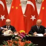 Türkiye ile Çin arasında 3 anlaşma