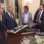 Başbakan Yıldırım'dan o şehre müjde geldi!