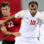 Erteleme maçında Arnavutluk, Makedonya'yı devirdi
