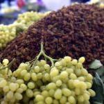 Çekirdeksiz kuru üzüm fiyatı açıklandı