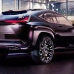 Lexus UX Concept için geri sayım