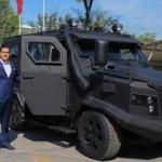 Terörle mücadelede 'Nanoteknolojik zırhlı araç' dönemi!