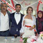 Düğünde şehitler için mevlit okutuldu