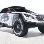 Yeni Peugeot 3008 DKR Dakar'a hazır