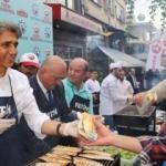 Fatih'te 12. Balık Festivali başladı