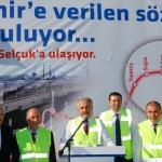 Ulaştırma, Denizcilik ve Haberleşme Bakanı Arslan İzmir'de