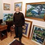 Kütahyalı naif ressam Yakupoğlu, vefat etti