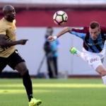 Trabzonspor'un ihtiyar delikanlısı 'Durica'