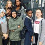 Türk kızı İsveç'te kahraman ilan edildi