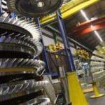 Almanya'da sanayi üretimi beklentileri aştı