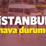 Çok şiddetli yağmur geliyor! İstanbul'da hava nasıl olacak?