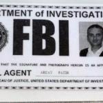 FETÖ zanlısı sahte 'FBI' kimliğiyle yakalandı