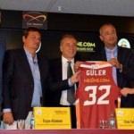 Galatasaray'da imzalar atıldı