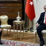Erdoğan ile görüşmesinin nedeni ortaya çıktı