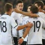 Almanya'dan net galibiyet!