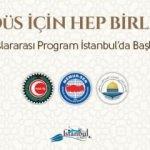 İstanbul'da 'Kudüs' programı