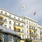 Suriye toplantısı Lozan'ın imzalandığı otelde