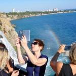 Antalya'yı Fransız turistlere tanıtma çalışmaları