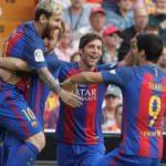 Barcelona 90+4'te Messi'yle...
