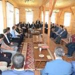 Terme'de istişare toplantısı yapıldı