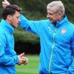 Wenger duyurdu! Mesut Özil Ocak ayında...