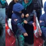 Arabanın arkasına bağlanan çocuğun babası konuştu
