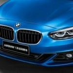 İşte BMW 1 Sedan'ın iç mekanı