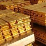Darphane deposunda gizemli 99 çuval altın
