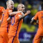 Hollanda'da büyük skandal! Sneijder...