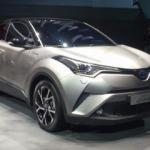 Toyota C-HR bantlardan inmeye başladı