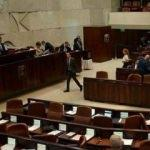 İsrail Parlamentosunda ezan okudu