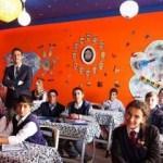 Köy okulunun 'sıra dışı sınıfı'