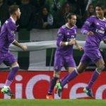 Real Madrid galibiyeti zor aldı