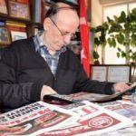 23 yıldır gazete arşivliyor