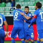 Çaykur Rizespor'dan İnegöl'e gol yağmuru!