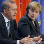 FT: Erdoğan, Merkel'in seçilmesini etkileyecek