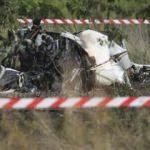 İsviçre'de havaalanında uçak düştü