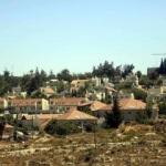 İsrail yerleşim birimi tasarısını kabul etti