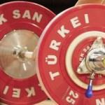Millilerden halterde ilk gün 6 madalya
