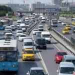 Trafikteki taşıt sayısı kaç oldu?