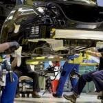 Avrupa'da sanayi üretimi yavaşladı
