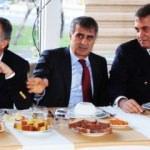 Beşiktaş yönetimi Trabzon'da!