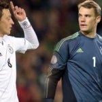"""Neuer'den Mesut Özil açıklaması! """"Gururla..."""""""