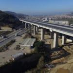 156 köprü ve viyadük hizmete açıldı