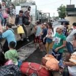 76 bin kişi tahliye edildi